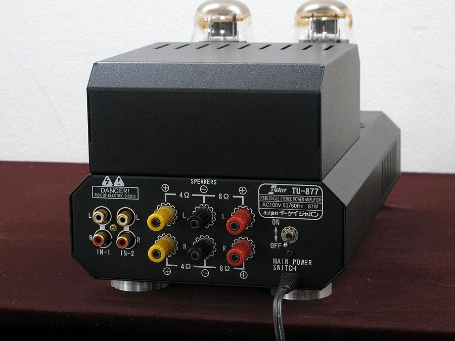 ELEKIT TU-877 电子管前级放大器