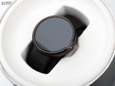 摩托罗拉 Moto 360 智能手表[Android Wear] 图集[Soomal]