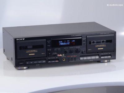 索尼 SONY TC-WR735S, Dolby S