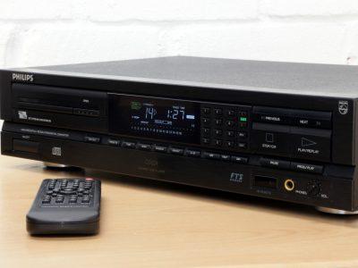 飞利浦 Philips CD 624 CD播放机