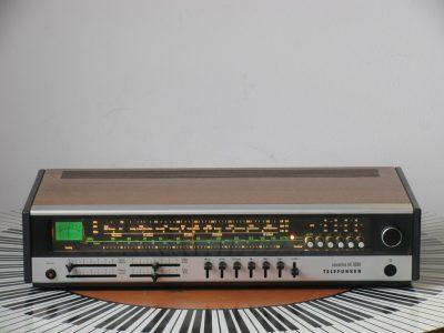 Telefunken Concertino hifi 3030 收音头