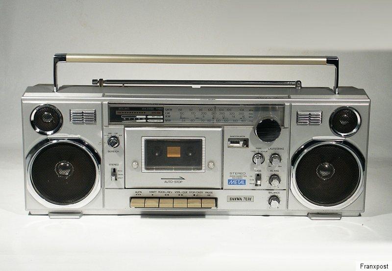 SANEA 7096 单卡收录机