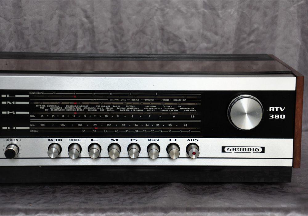根德 GRUNDING RTV-380 收扩机