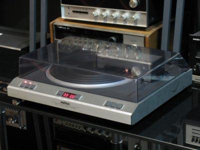 Revox B791 黑胶唱机