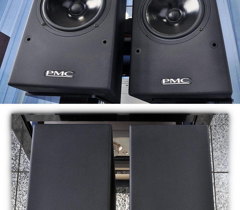 英国 PMC TB1SM 书架音箱