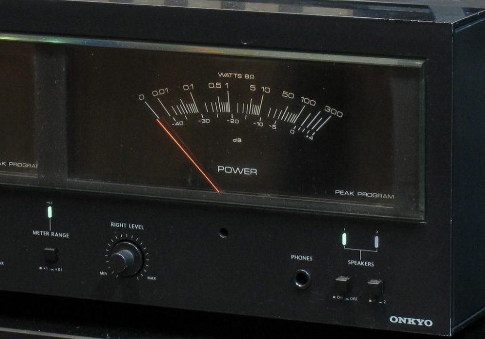 ONKYO M-5060 功率放大器