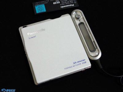 松下 Panasonic SJ-MJ97 MD随身听