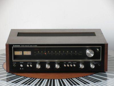 先锋 PIONEER SX-5530 收扩机