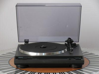 ONKYO CP-1116A 黑胶唱机