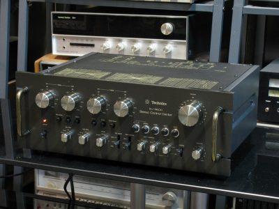 松下 Technics SU-9600 前级放大器 (控制中心)