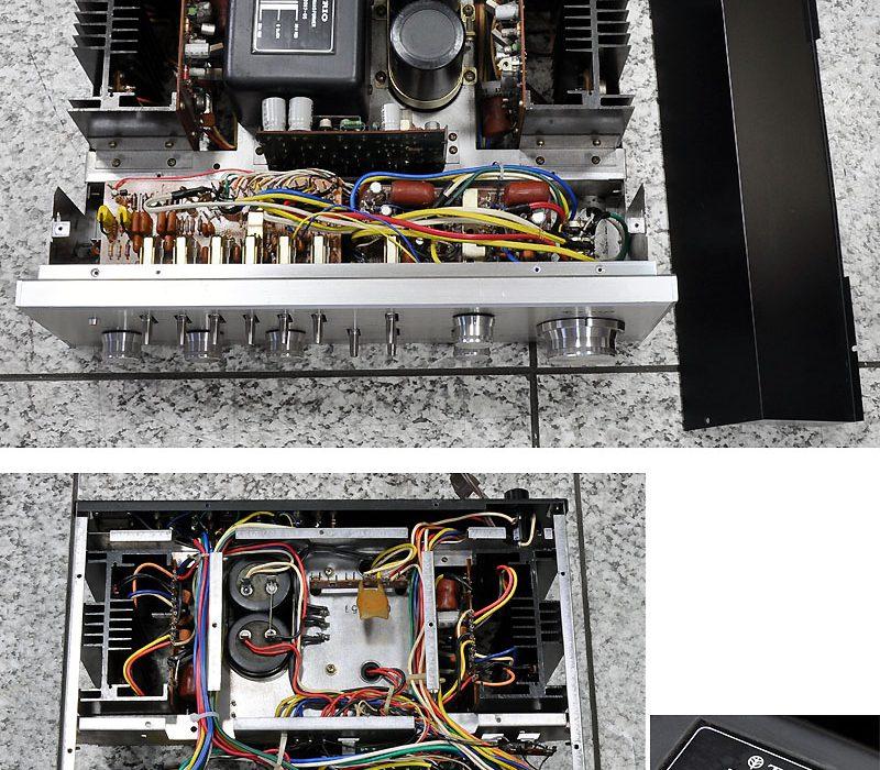 日立 TRIO KA-9006 功率放大器