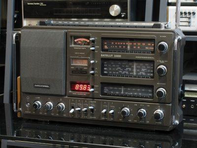 根德 GRUNDIG SATELLIT 3400 收音机