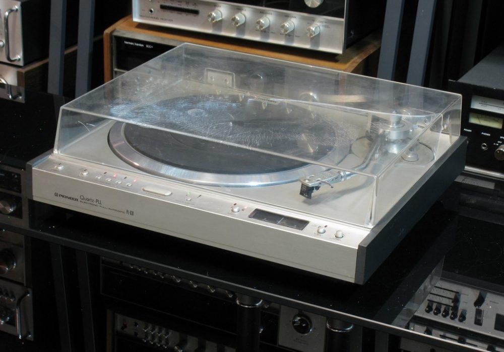 先锋 PIONEER PL-630 黑胶唱机