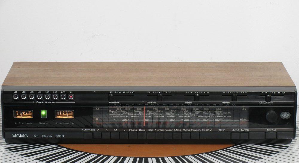 SABA Studio 9100 收扩机