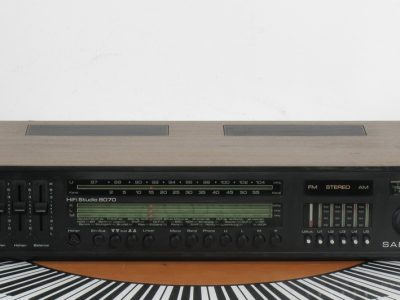 SABA HiFi Studio 8070 收扩机