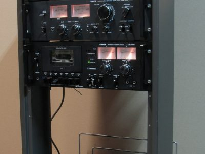 Fisher CA-7000 + CR-7000 + FM-7000 + TR-7000 音响组合