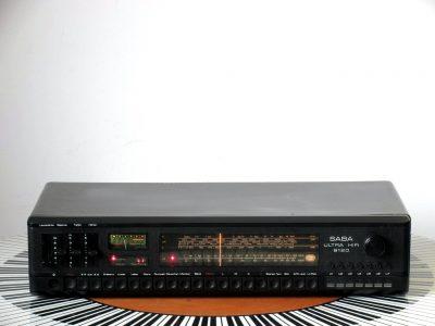 SABA Ultra hifi 9120 收扩机