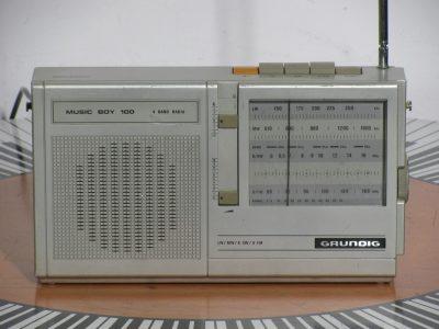 GRUNDIG Music Boy 100 收音机