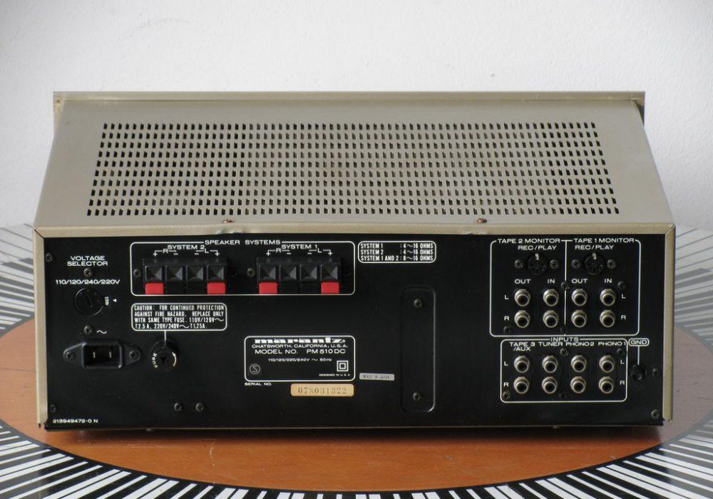 马兰士 Marantz PM510DC 功率放大器