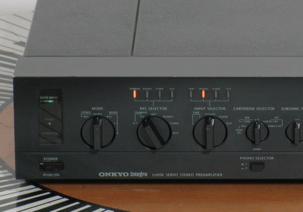ONKYO P-3060R 前级放大器