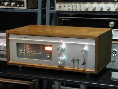 力士 Luxman WL313 AM/FM 立体声收音头