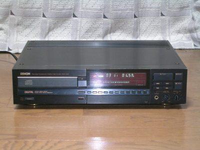 天龙 DENON DCD-3300 CD播放机