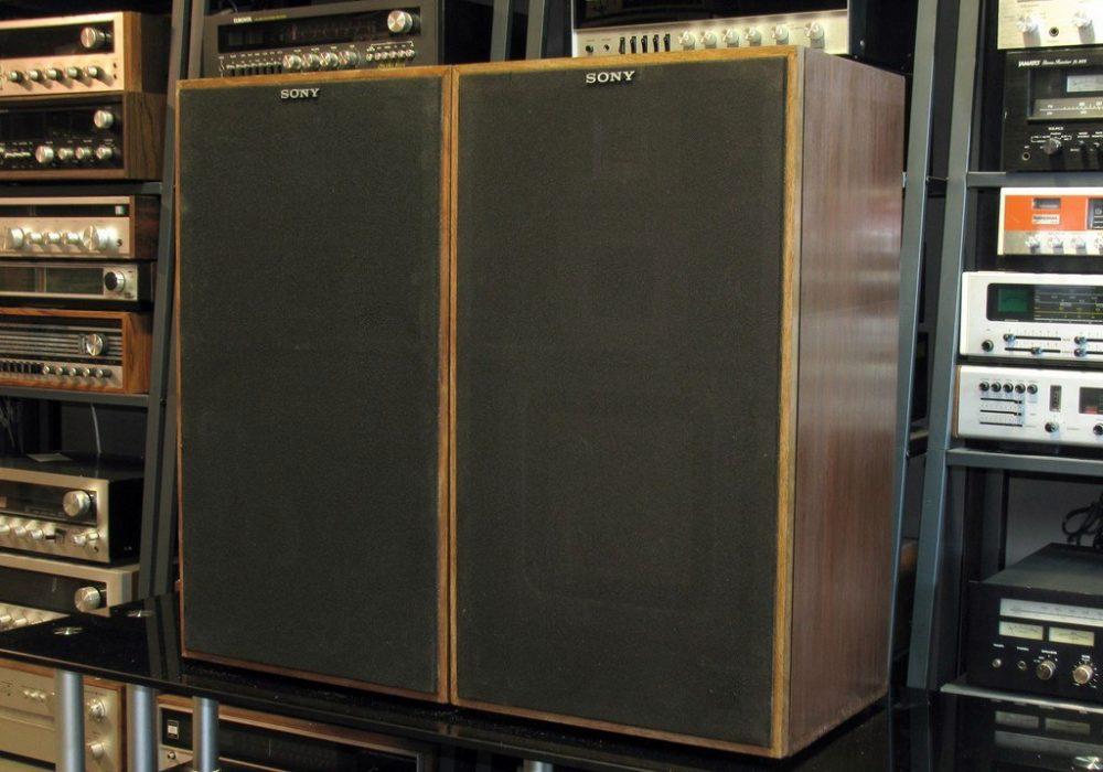 索尼 SONY APM-55W 平板音箱