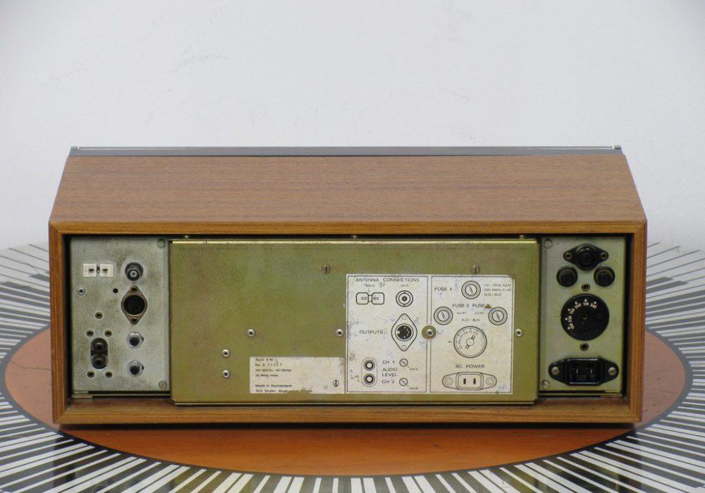 Revox A76 FM 收音头