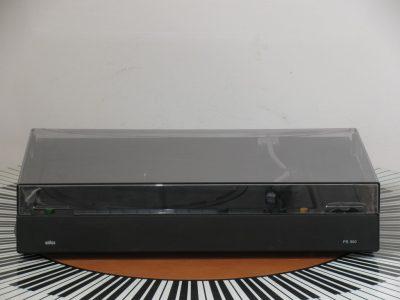 BRAUN PS 550 黑胶唱机