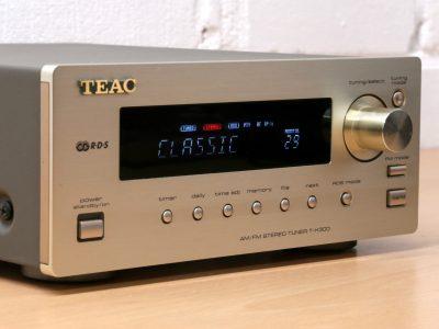 TEAC T-H300 FM/AM RDS 立体声收音头
