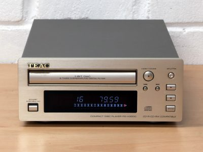 TEAC PD-H300 CD小台机
