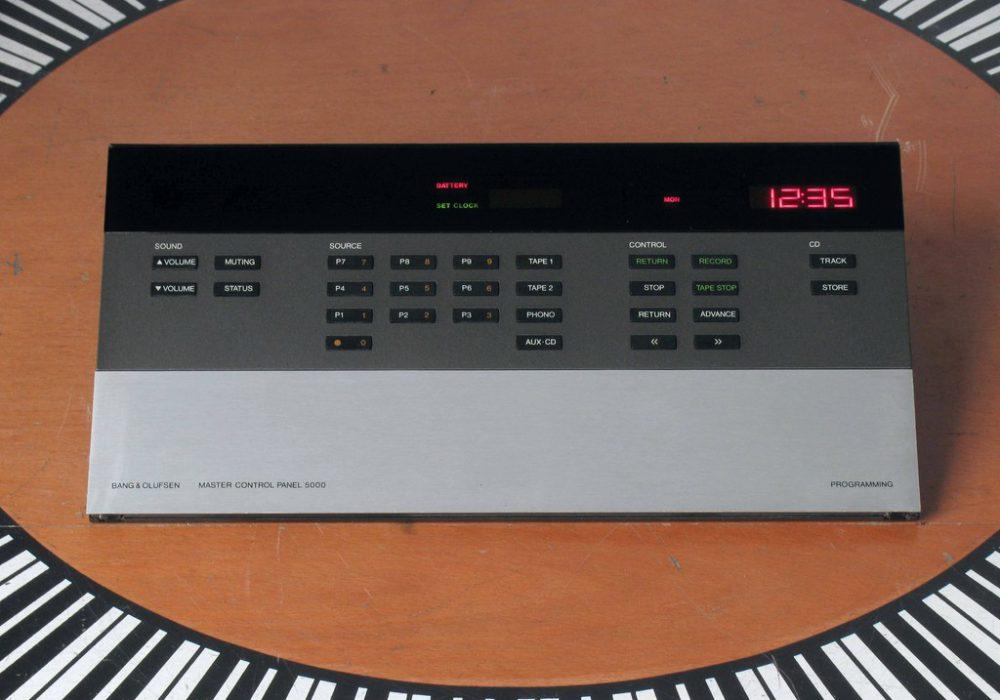 B&O Master Control Panel 5500