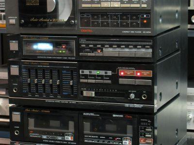 Fisher CA-M23 + FM-M23 + CR-M23W + AD-M700 音响组合