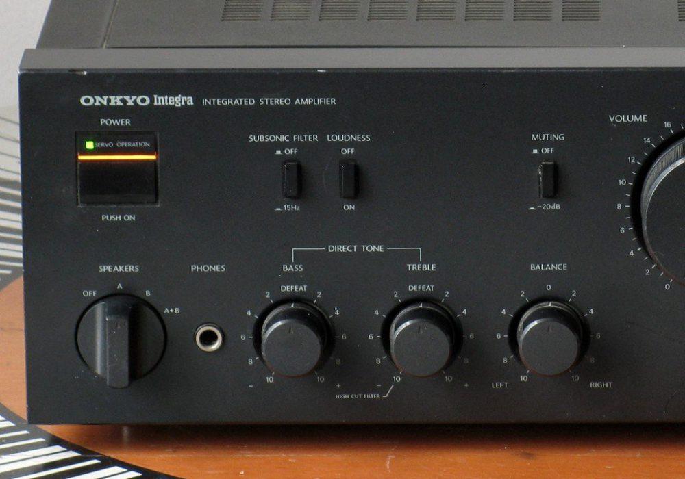 安桥 ONKYO Integra A-8250 功率放大器