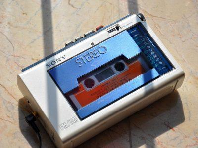 索尼  SONY WA-33 磁带随身听