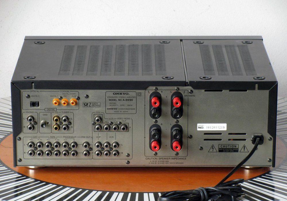 安桥 ONKYO Integra A-8690 功率放大器
