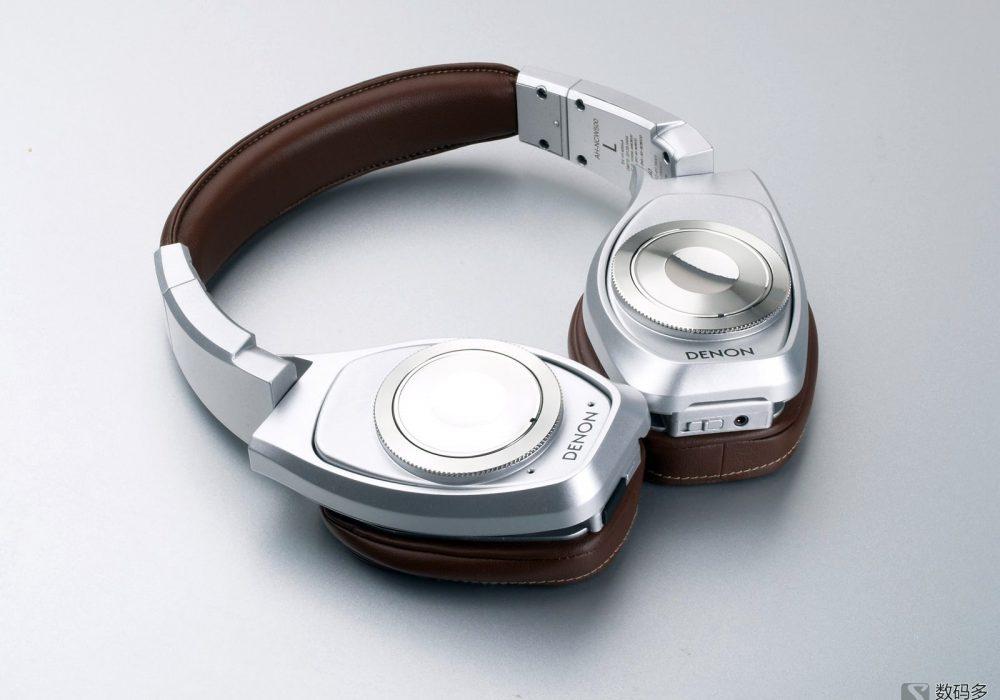 DENON 天龙 AH-NCW500 头戴式降噪蓝牙无线耳机