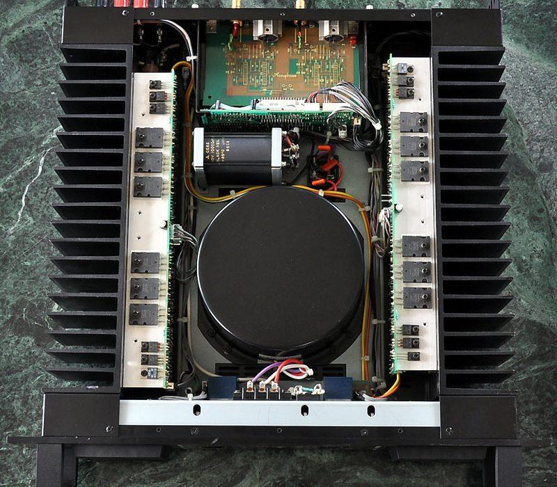 金嗓子 Accuphase PRO-15 PA 功率放大器
