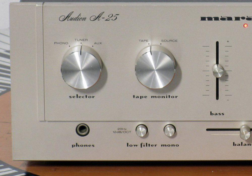 马兰士 Marantz Audion A-25 功率放大器