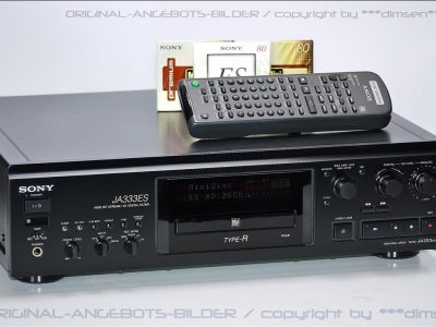 索尼 SONY MDS-JA333ES MD播放机
