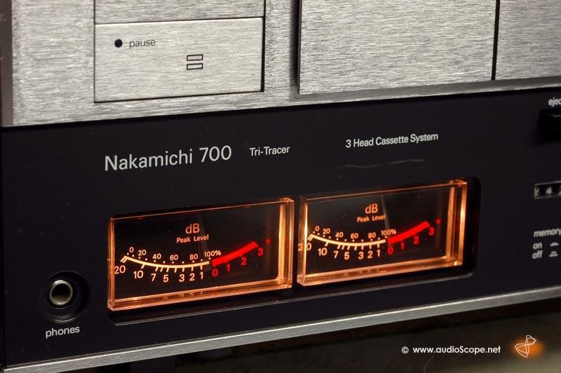 Nakamichi 700 Tri Tracer