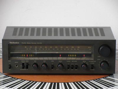 松下 Technics SA-303 FM/AM 收扩机