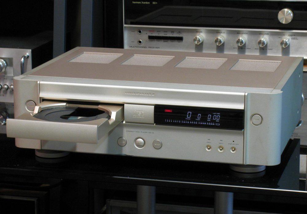 马兰士 Marantz CD-15 CD播放机