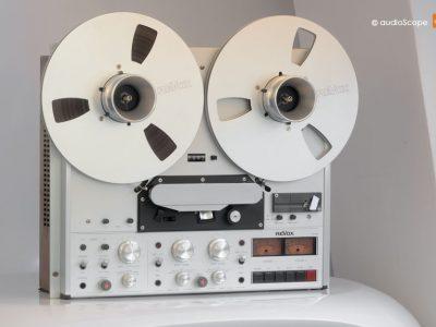 Revox PR-99 , 2 track