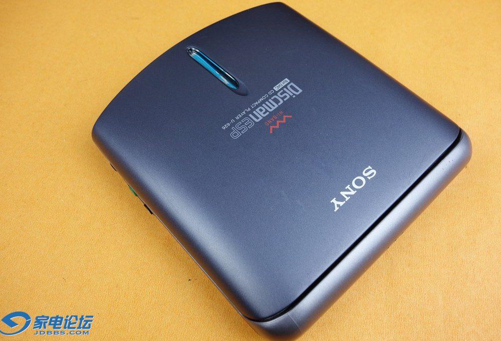 索尼 SONY D626 无线遥控 CD随身听
