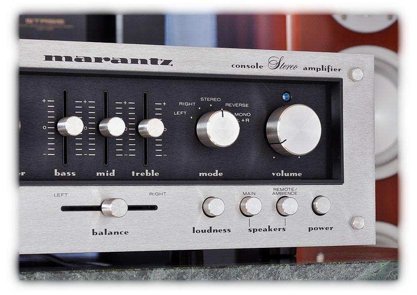 马兰士 Marantz model 1070 功率放大器