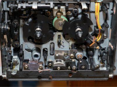 AKAI GX-F31 Inside