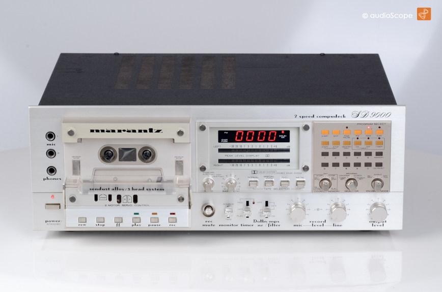 马兰士 Marantz SD-9000 Compudeck