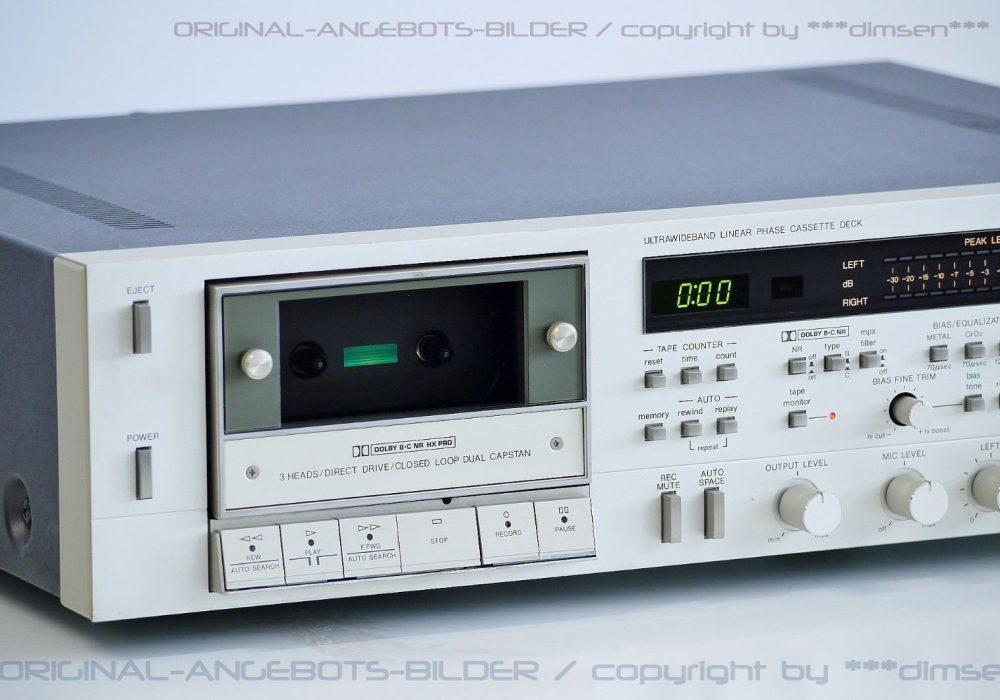 哈曼卡顿 Harman Kardon CD491 直驱三磁头磁带卡座