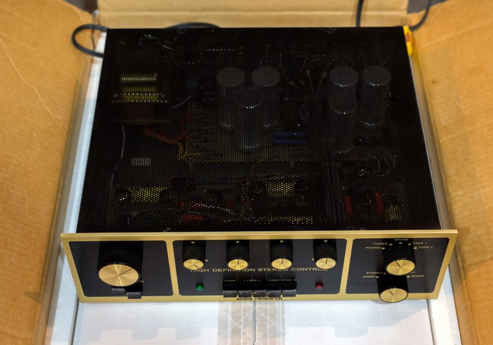Audio Research SP 3 前级放大器